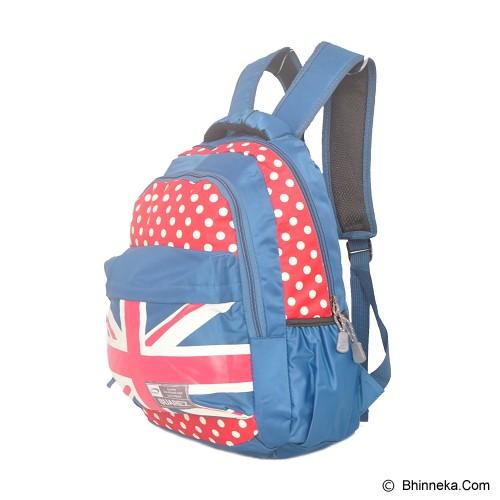 YOUNG SOUL Ransel [A18-2082] - Sky Blue - Backpack Wanita